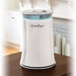 Breathe Cleaner Air Thanks to QuietPure Air Purifier