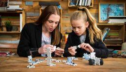 Active Puzzle develops children's skills in revolutionary ways