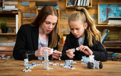 Active Puzzle develops children's skills in revolutionary ways