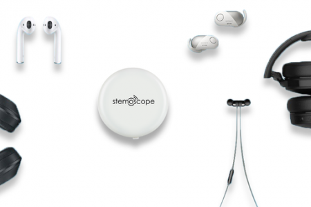 Stemoscope lets you listen to the sounds of LIFE