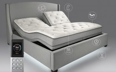 "The Sleep Number bed offers the ""dreamiest"" sleep technology"