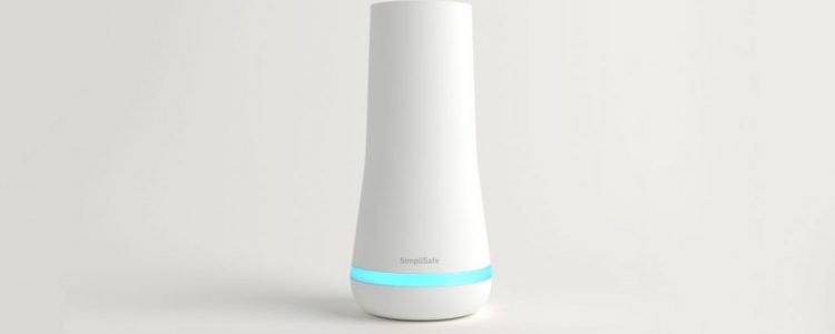 Invisible until you need it, The SimpliSafe security system offers top home protection