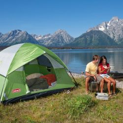 Coleman Sundome 4-Person Tent – The perfect tent for your family trips