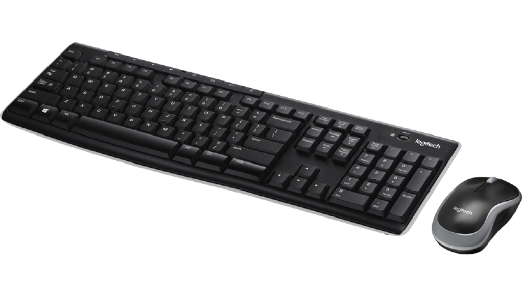 Logitech MK270 Wireless Keyboard and Mouse Combo – The best solution for fast and easy access to your computer