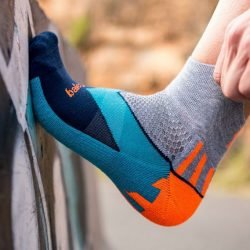 Comfort is too small of a word to describe what the Balega socks offer to athletes