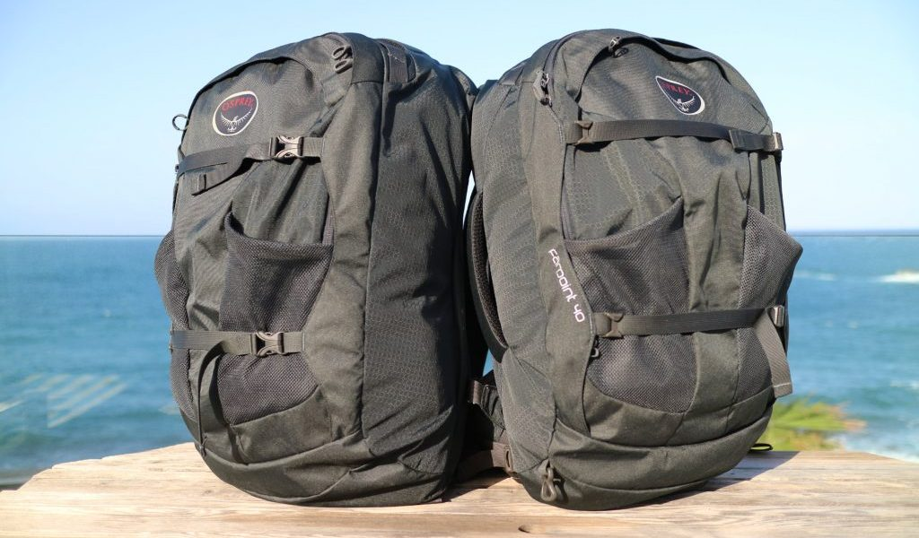 Osprey Farpoint 40 – the lightweight backpack for all adventurers