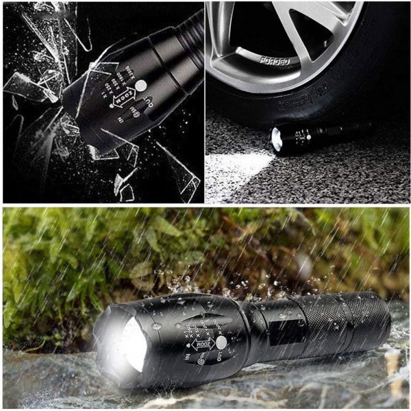 "Eagle Eye X700 is the ""Must-Have"" Tactical Flashlight You Need in 2020"