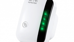 MaxBoostWiFi is a WiFi Signal Booster for Long-Range, Seamless Internet Connection