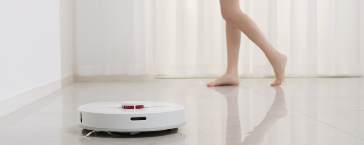 DreameTech D9 Robot Vacuum and Mop Cleaner – The Revolutionary Sweep & Mop Maid of the Future