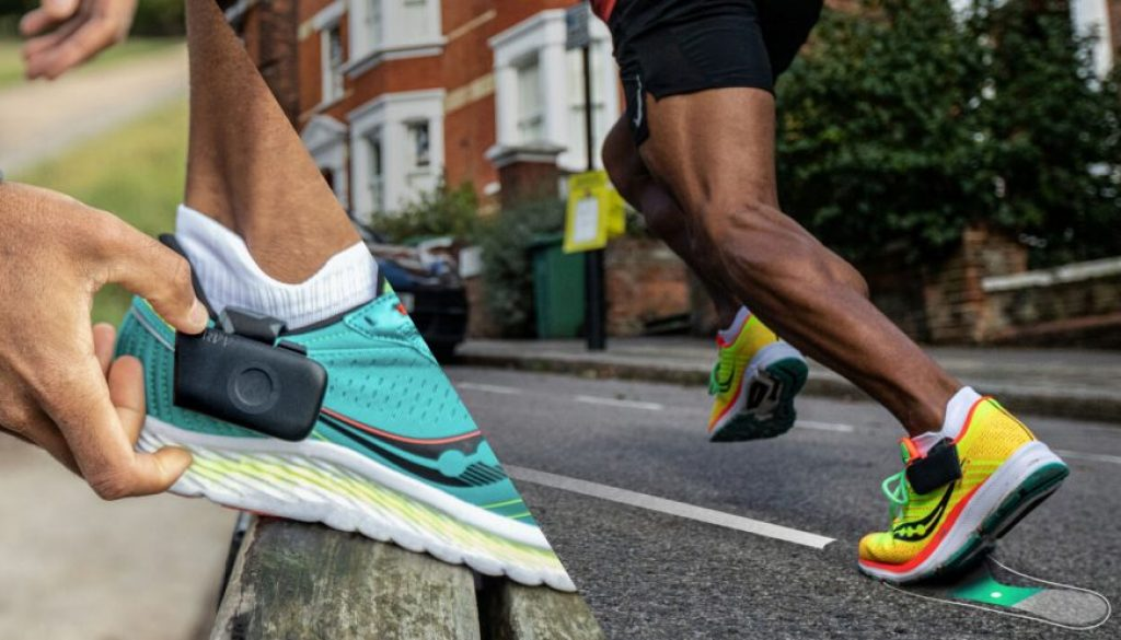 NURVV Run Insoles - The Smart Gadgets that Measure Your Running Performance from Your Shoes
