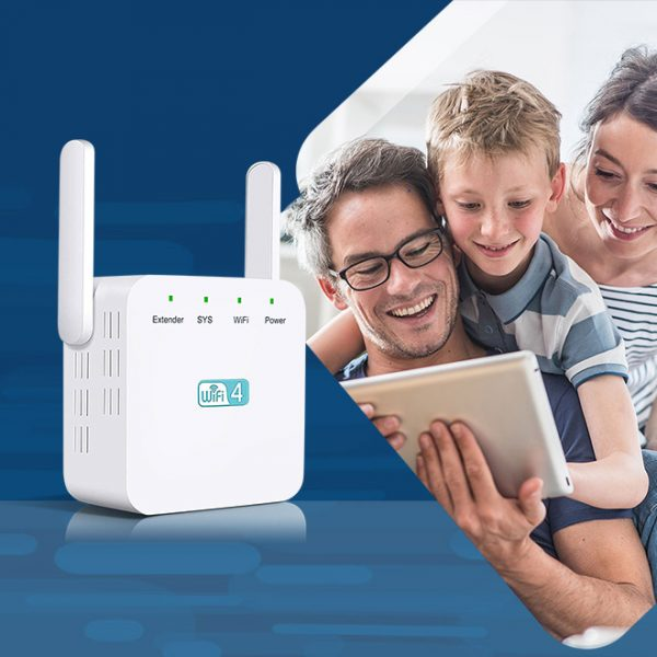 Speedtech WiFi Booster Helps You Never Lose Internet Connection Again